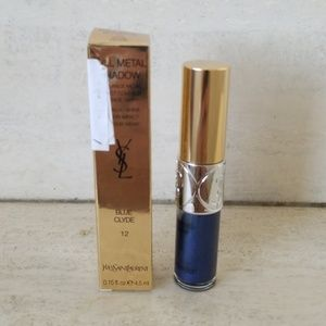New YSL Full Metal Shadow Blue Clyde